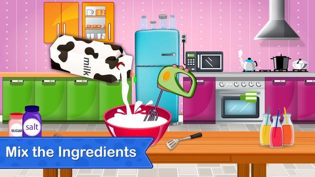 Rainbow Ice Cream Cone Maker - Summer Fun screenshot 10