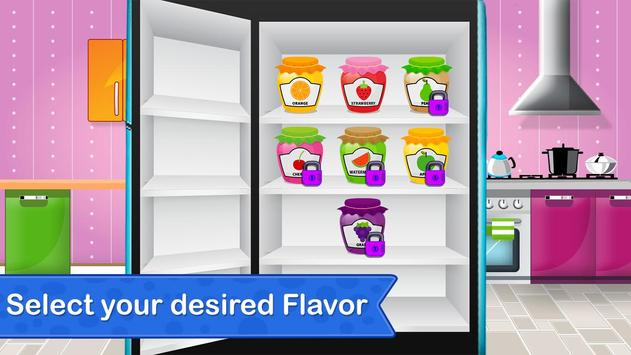 Rainbow Ice Cream Cone Maker - Summer Fun screenshot 2