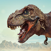 Dino Hunting أيقونة