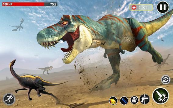 Dino Hunting تصوير الشاشة 10
