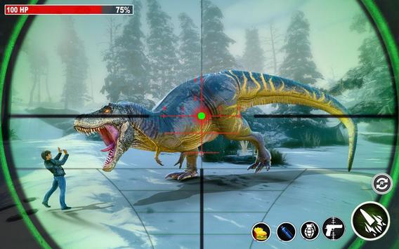 Dino Hunting تصوير الشاشة 12