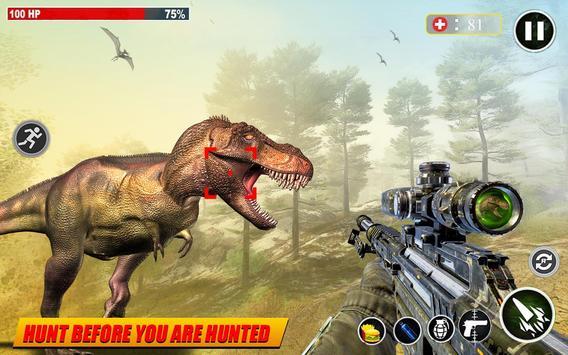 Dino Hunting تصوير الشاشة 14