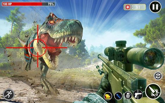 Dino Hunting تصوير الشاشة 19