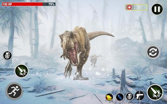 Dino Hunting تصوير الشاشة 23