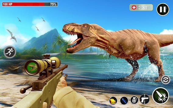 Dino Hunting تصوير الشاشة 5