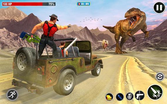 Dino Hunting تصوير الشاشة 8