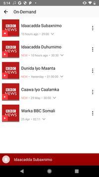 BBC News Somali ảnh chụp màn hình 3