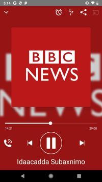 BBC News Somali ảnh chụp màn hình 2