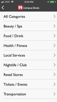 MyCampus Deals screenshot 2