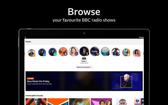 BBC Sounds screenshot 17