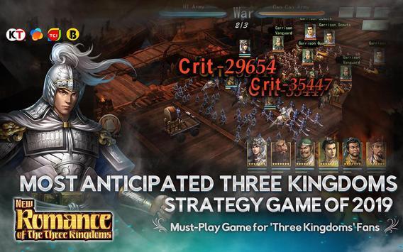 New Romance of the Three Kingdoms स्क्रीनशॉट 11
