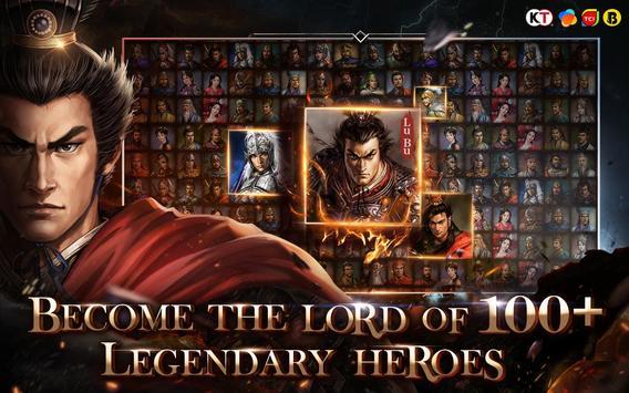 New Romance of the Three Kingdoms स्क्रीनशॉट 12