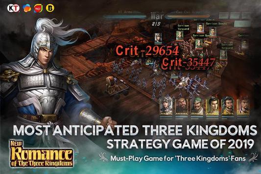 New Romance of the Three Kingdoms स्क्रीनशॉट 3