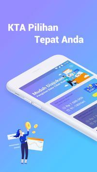 Tipis Bunga poster