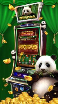 Fortune Panda Slots – Free Macau Casino poster