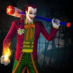 Scary Clown Attack Night City APK