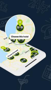 B&B Hotels screenshot 1