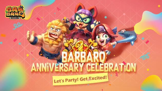 BarbarQ poster