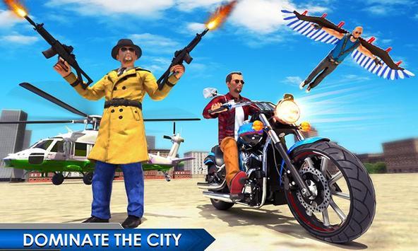 Gangster Crime Simulator 2019: Crime City Gangster poster