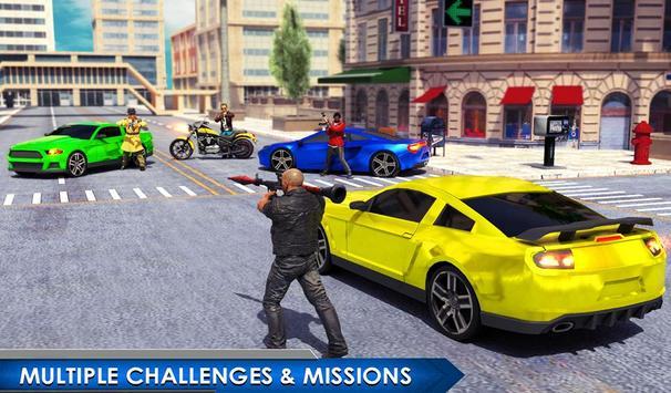 Gangster Crime Simulator 2019: Crime City Gangster screenshot 11