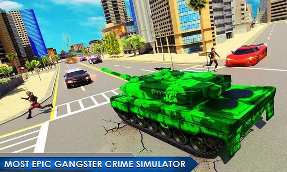 Gangster Crime Simulator 2019: Crime City Gangster screenshot 2