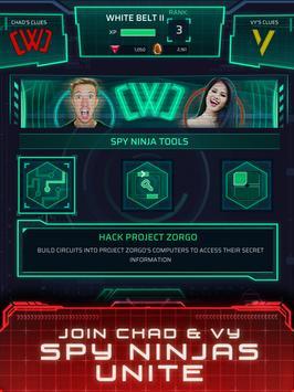 Spy Ninja Network - Chad & Vy تصوير الشاشة 15