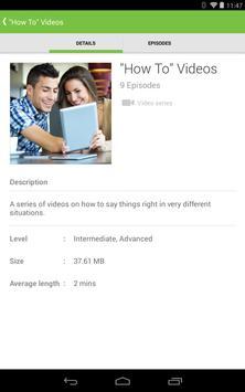 LearnEnglish Audio & Video screenshot 7