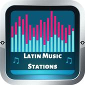 Latin Music Stations Musica Latina icon