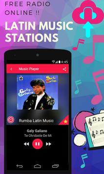 Latin Music Stations Musica Latina poster
