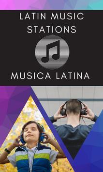 Latin Music Stations Musica Latina screenshot 14