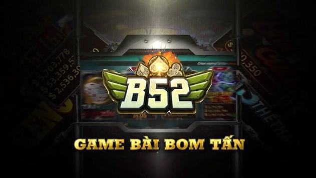 B52 poster