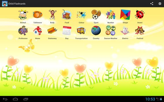 Child Flashcards screenshot 6