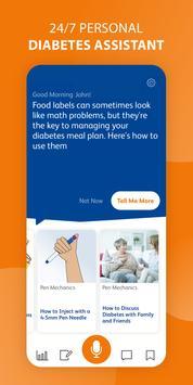 BD Diabetes Care poster