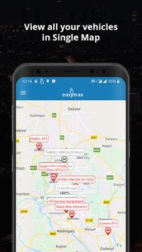 Easytrax GPS Tracking poster