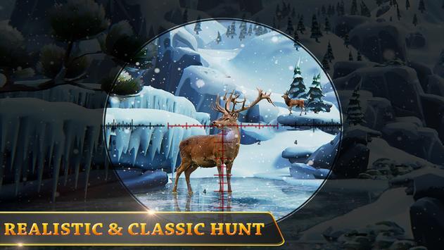 Wild Jungle Deer Hunter : Sniper Deer Hunting 2019 screenshot 5