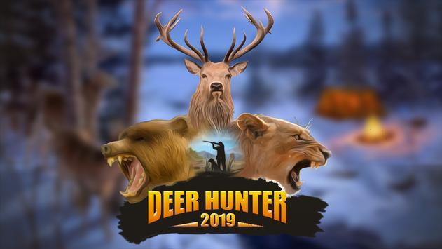 Wild Jungle Deer Hunter : Sniper Deer Hunting 2019 screenshot 9