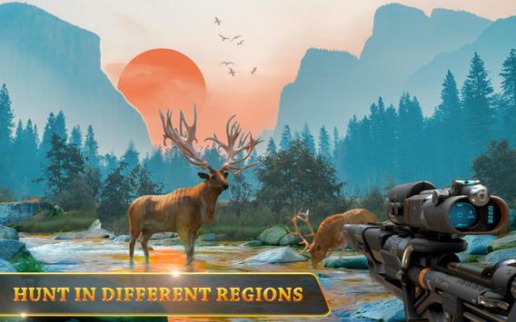 Wild Jungle Deer Hunter : Sniper Deer Hunting 2019 screenshot 3