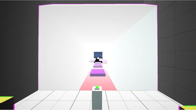 Red Jump Escape (3D) screenshot 7
