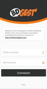 BDGest screenshot 2