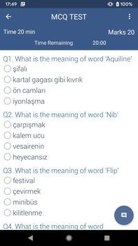 Turkish Dictionary screenshot 4