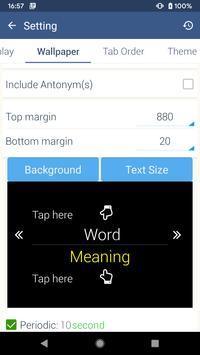 Turkish Dictionary screenshot 9