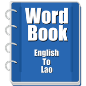 Word Book English To Lao icon
