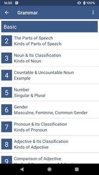 Georgian Dictionary screenshot 5