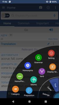 Russian Dictionary screenshot 3