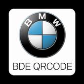 BDE QRCODE icon