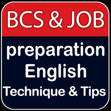 Bcs Preparation English and Bank Job Exam poster