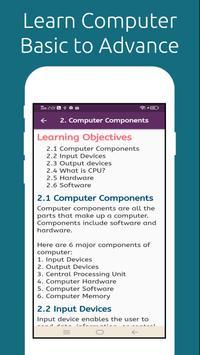 Learn Computer screenshot 3