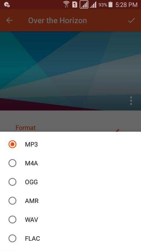 Audio Converter Mp3 Aac Amr Ogg Cut Audio For Android Apk