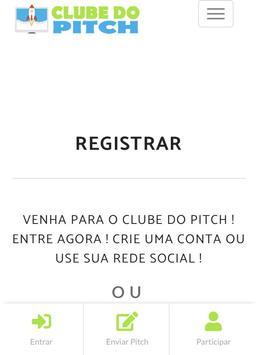 Clube Do Pitch screenshot 3