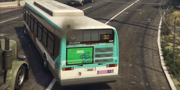 City Bus Simulator 2019:High Speed screenshot 1